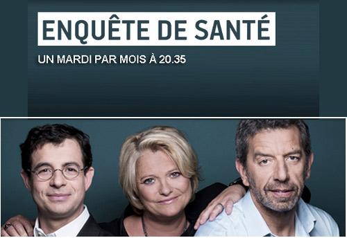 Enquête de santé et l'obésité le 15 décembre 2015 sur France 5 : vos réactions