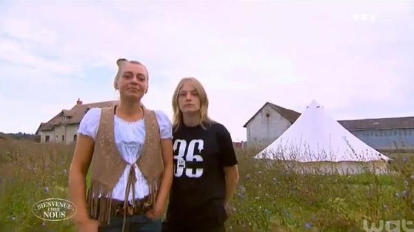 Avis et commentaires Maison d'hôtes avec tentes et tipi de Gaelle et Alexandra dans Bienvenue chez nous