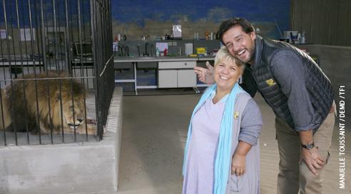 Avis et commentaires sur Joséphine ange gardien avec Titoff tous au zoo