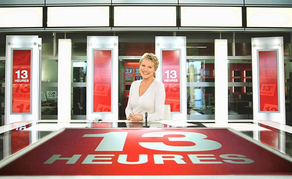 Elise Lucet quitte le 13h de France 2 ? qui pourrait la remplacer ?/ Crédit photo : Gilles Gustine-France 2