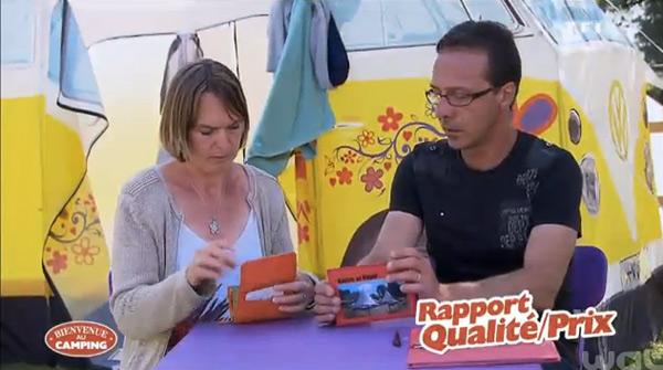 Commentaires sur le camping de Karine et Roger de Bienvenue au camping