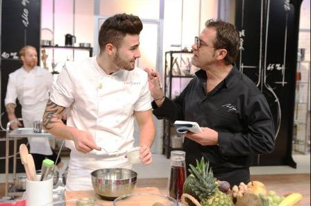 Avis et commentaires de Kevin de Top Chef 2015 : Kevin d'Andrea tout d'un gagnant ? / Crédit : PIERRE OLIVIER/M6