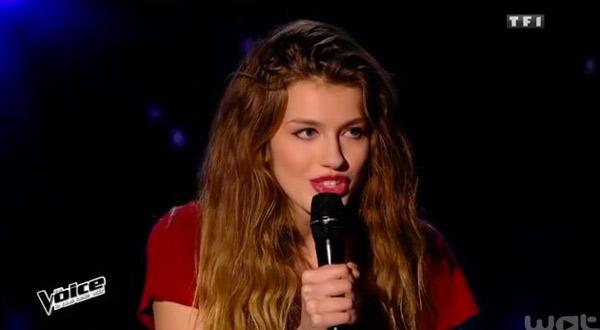 Avis et commentaires sur Manon Palmer dans The Voice 4