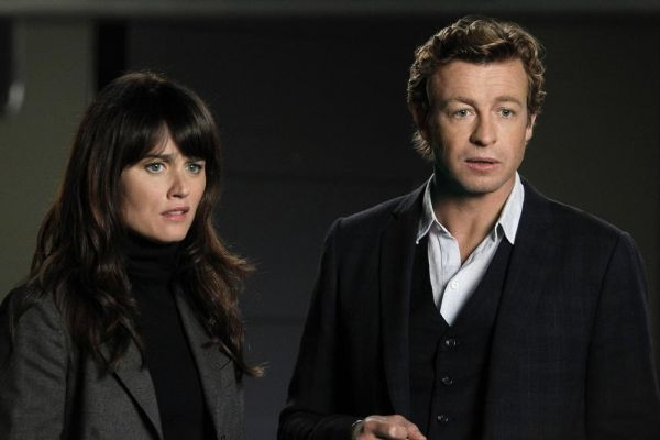 Teresa Lisbon et Patrick Jane cesseront de collaborer le 18 février pour le final de Mentalist  ©Warner Bros. All Rights Reserved / Article avec AFP Relaxnews