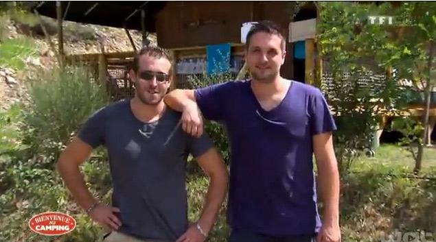 Avis et commentaires camping Mickael et jean Remy de Bienvenue au camping TF1