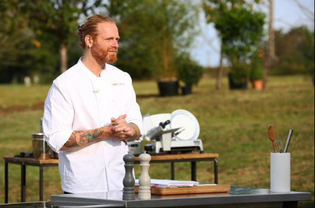 Avis sur Nicolas de Top Chef 2015 / Crédit : PIERRE OLIVIER/M6