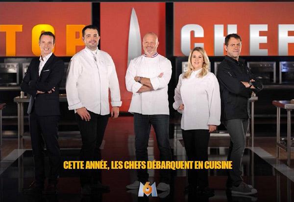 Audience Top Chef 2015 et son lancement réussi