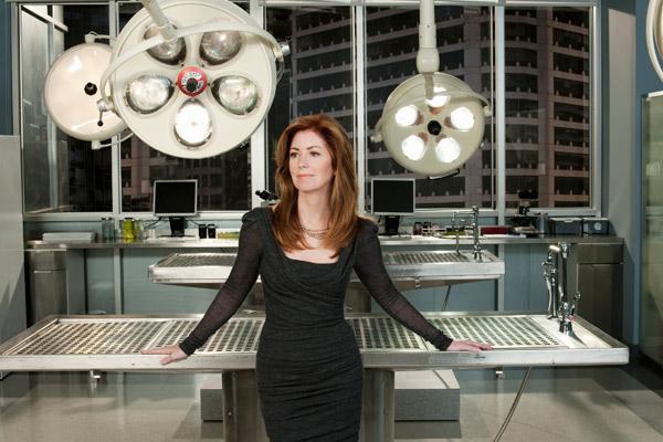 Dana Delany en guest dans Une chance de trop la mini série de TF1 / Photo ABC