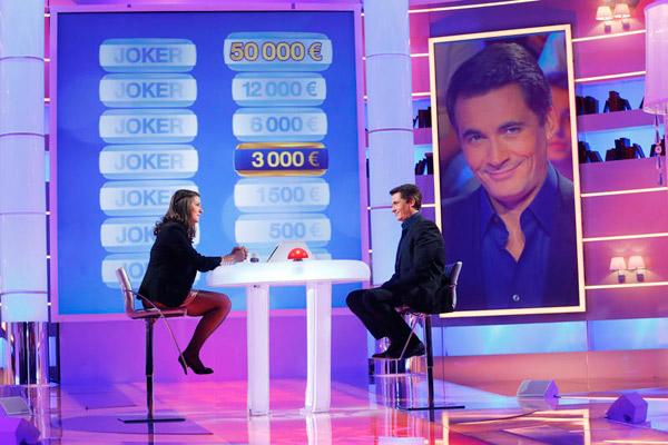 Olivier Minne avec Joker : jouer en ligne c'est possible. / pPhoto : Christoph Russeil-FTV