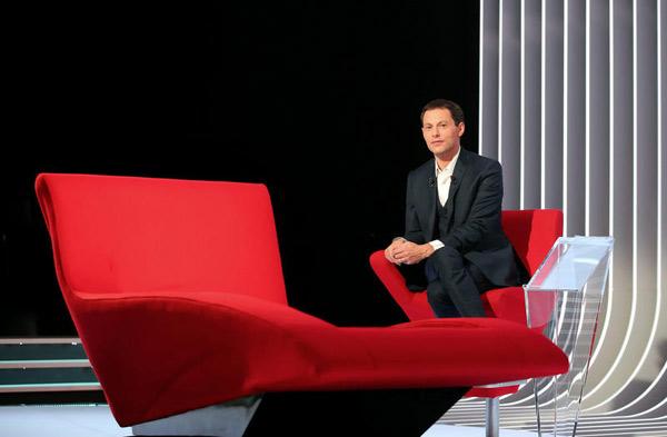 Le Divan de Dupond Moretti et Ardisson : audience garantie pour France 3 / Credit : Jacovides / Besstimage