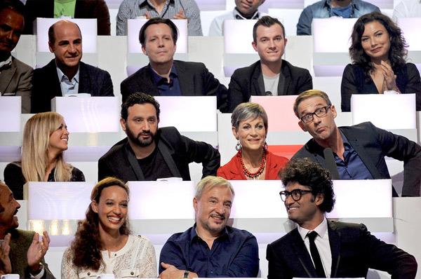 Que le meilleur gagne de NAgui le 7 février 2015 / Photo : Barbereau -FTV