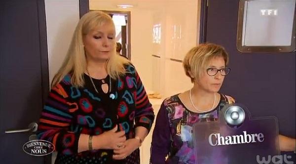 Avis et commentaires sur la maison d'hôtes d'Armelle et Helene de Bienvenue chez nous :  adresse, réactions à l'émission