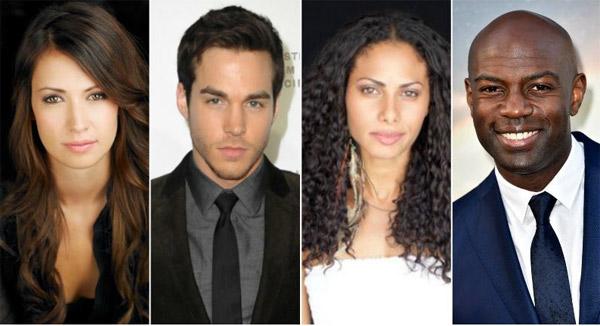 Le casting de la série Cordon sur CW pour 2015-2016 / Crédit photo : @TVAfterDark