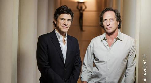 Le  casting de Crossing Lines saison 3 de TF1 : du beau monde  !
