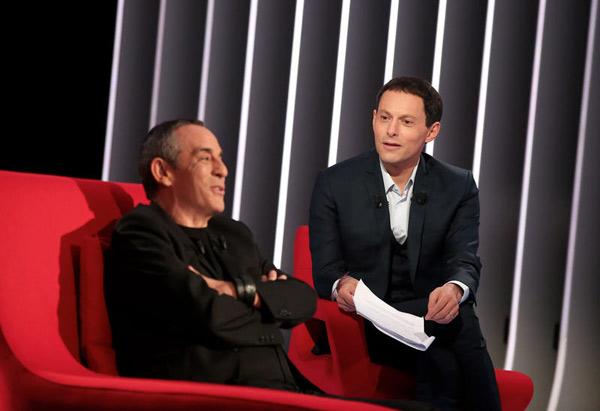 Avis et commentaires sur le divan avec Thierry Ardisson le 10 février 2015 / photo Dominique Jacovides / Bestimage
