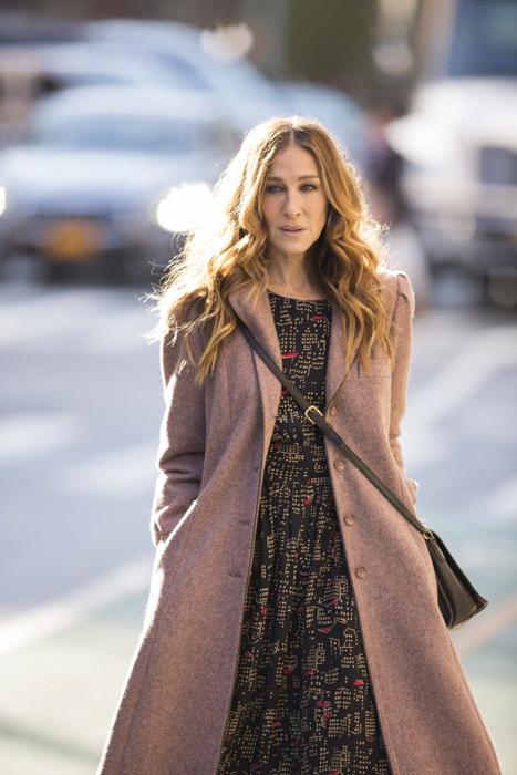 Nouvelle série Divorce sur HBO : Frances avec Sarah Jessica Parker / Photo HBO