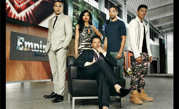 Nombre d'épisodes pour Empire (FOX) la nouvelle série soap avec des blacks : le nouveau Dallas /Dynastie