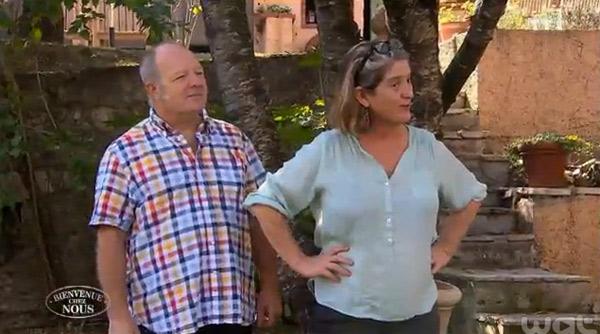 Avis et commentaires sur la maison d'hôtes de Frances et Keith dans le 06 de Bienvenue chez nous