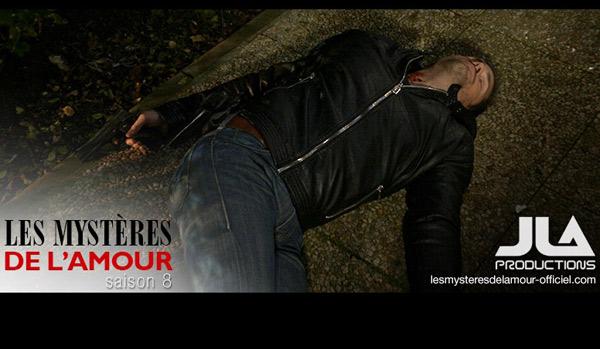 Frédéric est-il mort dans les mystères de l'amour ? #LMDLA / Capture écran facebook