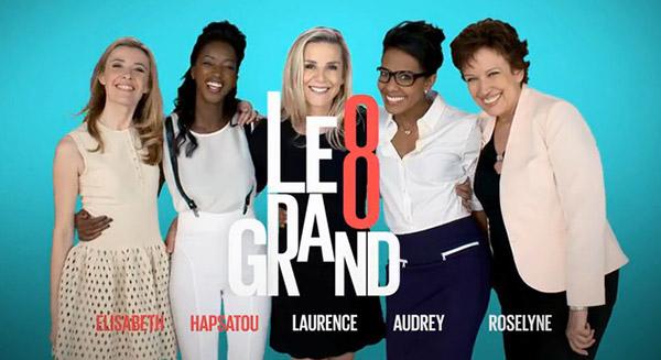 Avis et commentaires Le Grand 8 de D8 et ses invités : Demandez le programme  !