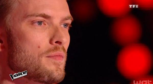 Guilhem a séduit dans The Voice 4
