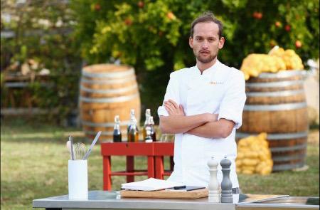 Critique Jérémy Top Chef 2015 : vous aimez ce candidat ou pas ? / Crédit : PIERRE OLIVIER/M6