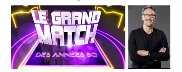 Avis et commentaires le grand match D8 spécial années 80 du 23/02