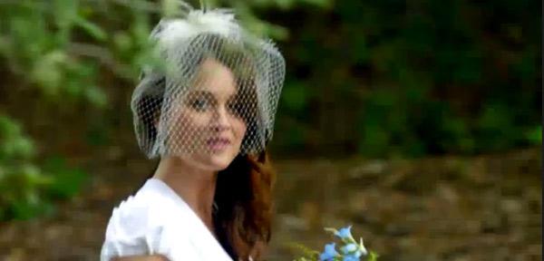 La robe de mariée de Lisbon dans le mentalist saison 7 épisode 13 (final série)