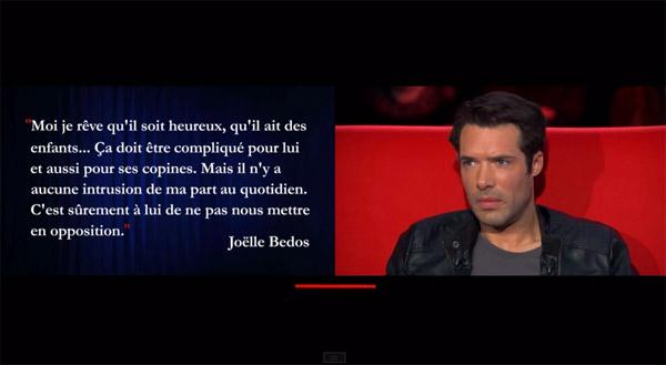Avis et commentaires sur le divan de Nicolas Bedos sur France 2 le 10 mars 2015