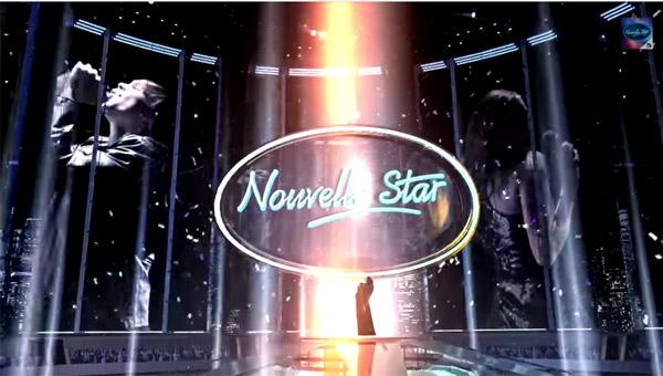 Vainqueur Nouvelle Star D8  en 2015 le 12 mars au soir
