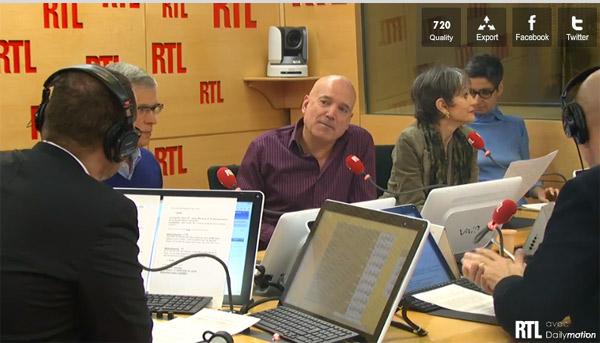 Louis Bodin Dropped sur TF1