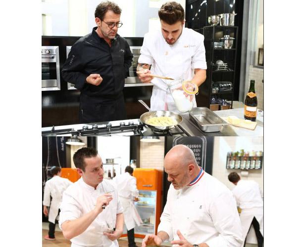 Avis et commentaires Top Chef du 16 février 2015 : qui est parti ? / Photo : Pierre Olivier-M6