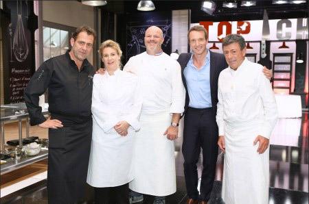 Qui est parti dans Top Chef  6x05 le 23 février ? Qui est éliminé? / Crédit : PIERRE OLIVIER/M6