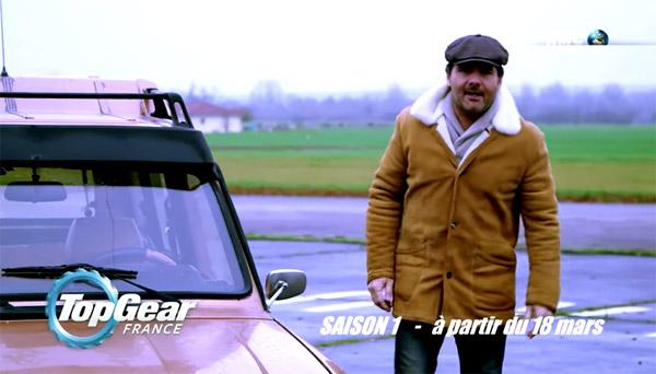 Avis et commentaires Top Gear France : un bon moment de détente