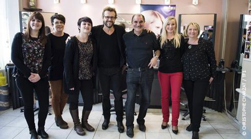 Mon salon de coiffure sur TF1 la nouvelle émission