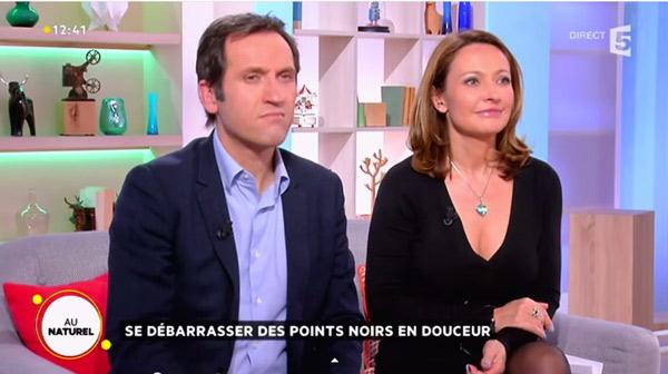 Valérie Durier nouvelle animatrice la quotidienne de France 5