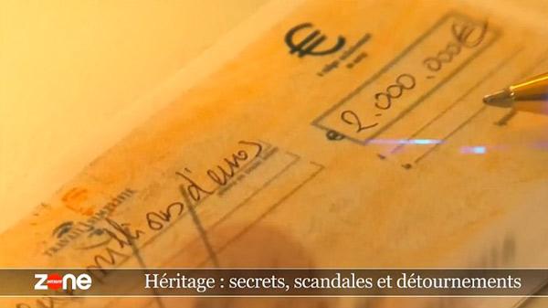 Réactions à Zone Interdite sur les héritages et assurances vie du 15 février 2015