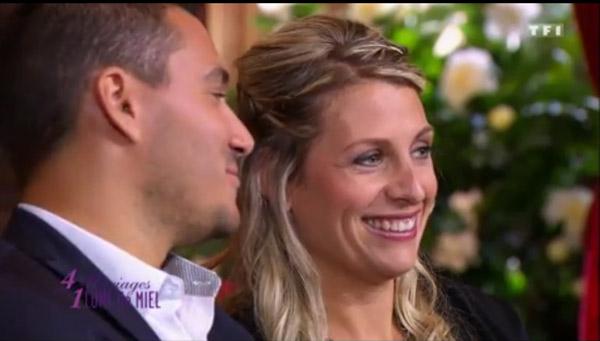 Mariage glamour pour la belle Laura et Guillaume dans 4 mariages : Donnez vos avis sur le thème, l'ambiance, la robe de mariée