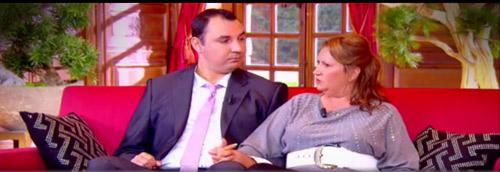 Josiane et Pierre le mariage TF1