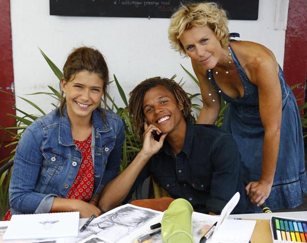 Avis et réactions sur Meurtres sur l'Ile d'Yeu / Credit : Christophe Russeil / Scarlett Production / FTV