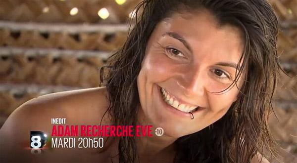 Fanny a trouvé l'amour dans Adam recherche EVe de D8 #AdamEve