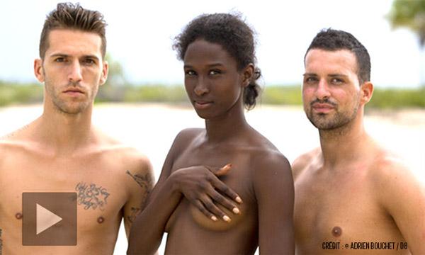 Adam recherche Eve avec Anaïs et Alexandre le 31 mars / Capture écran