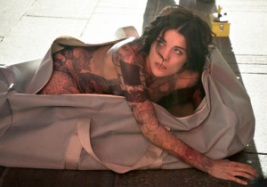 Blindspot sur NBC / Photo NBC-Tvline