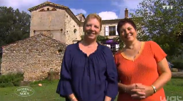 Avis et commentaires sur la maison d'hôtes de Anne Marie et Béatrice de Bienvenue chez nous