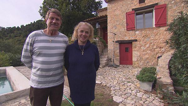 Avis et adresse de la maison d'hôtes d'Eduard et Antoinette dans Bienvenue chez nous / Crédit photo TF1