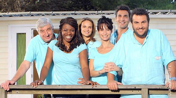 Rosy et Ariane dans Camping Paradis elles vous manquent ? de retour le 13/04