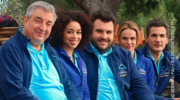 Avis et commentaires sur Camping Paradis le 7 avril 2015 sur TF1