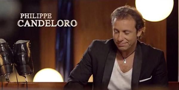 Philippe Candeloro est Dropped de TF1