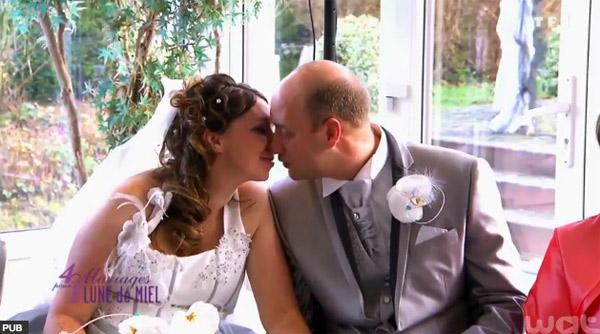 Avis sur le mariage de Christine et Mickael de 4 mariages pour une lune de miel.