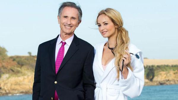 Martin et Adriana dans DOc Martin saison 4 / Crédit photo : Jean Philippe Baltel / TF1 et Ego
